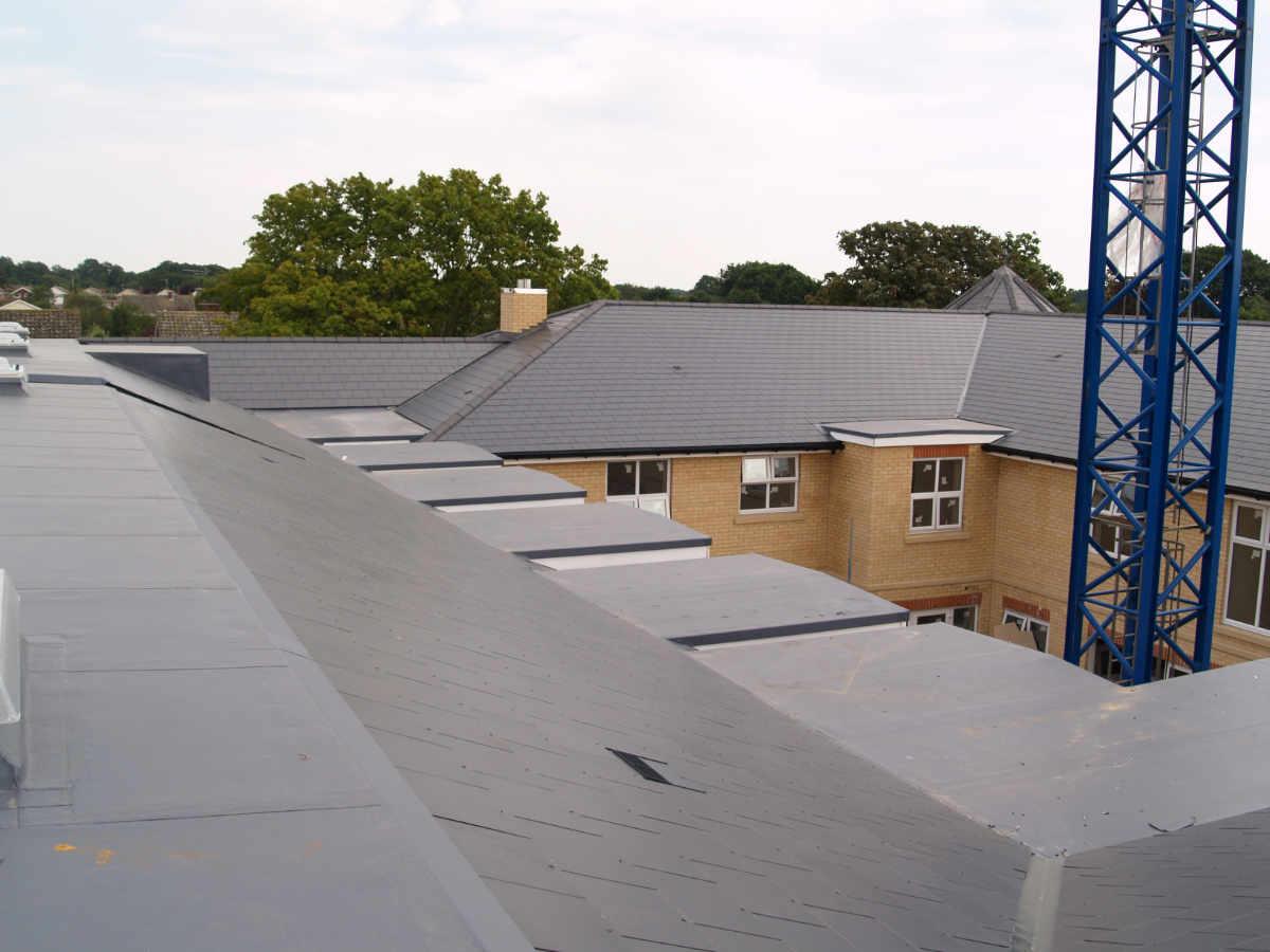 Roofing Stevenage